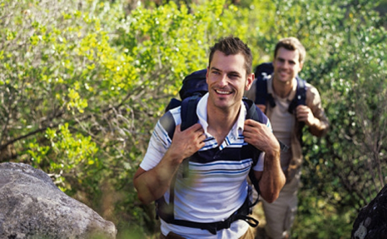 Proof That Hiking Makes You Happier And Healthier Image