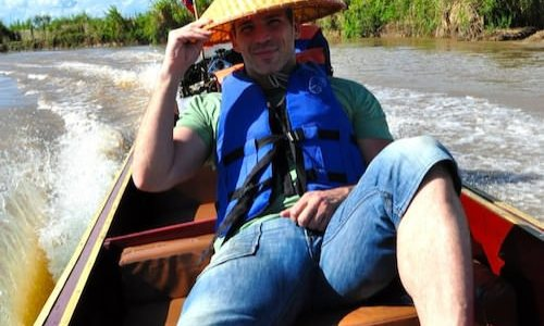 Sail the Mae Khong River to the Golden Triangle