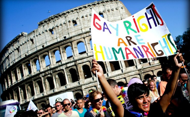 Italy Now Recognizes Same-Sex Unions Image