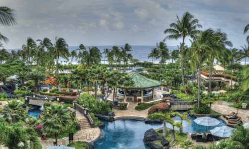 The Grand Hyatt Kauai Commits to a Greener World with Hydroponics