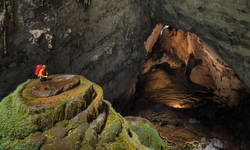 MUST SEE: Inside The World's Largest Cave