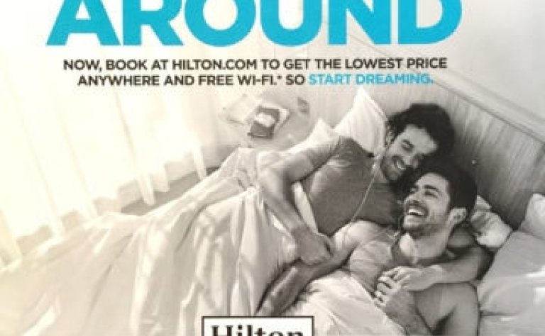 Advertisers Get Up Close and Personal in the Bedroom Image