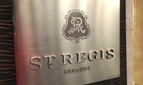 The Gay Travel Guru's Inside Scoop on the St. Regis Hotel Bangkok