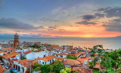 "Puerto Vallarta Becomes First ""Gay Travel Approved"" City in Mexico"