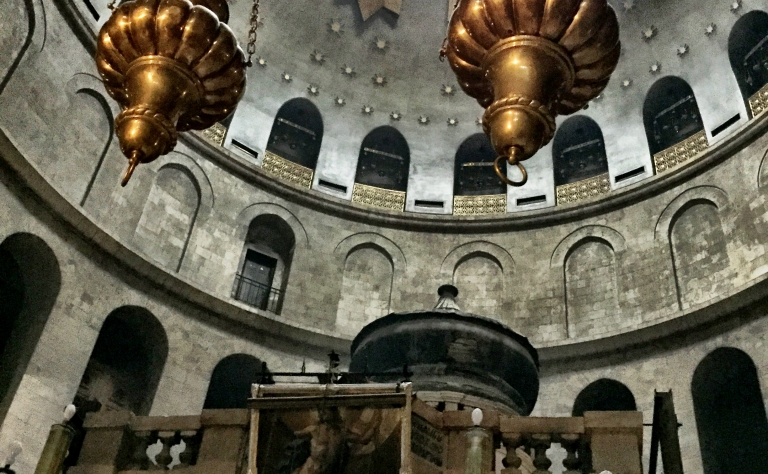 Church of the Holy Sepulchre in Jerusalem Image