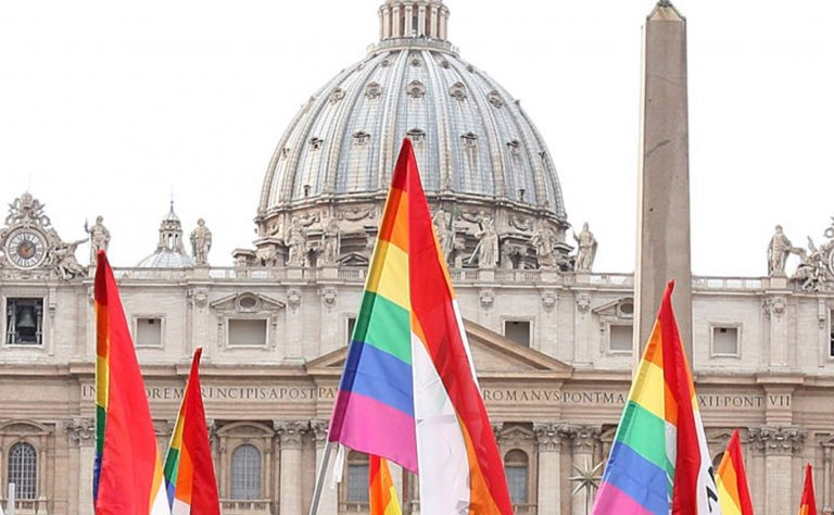 Pope Francis Apologizes to LGBT Community Image