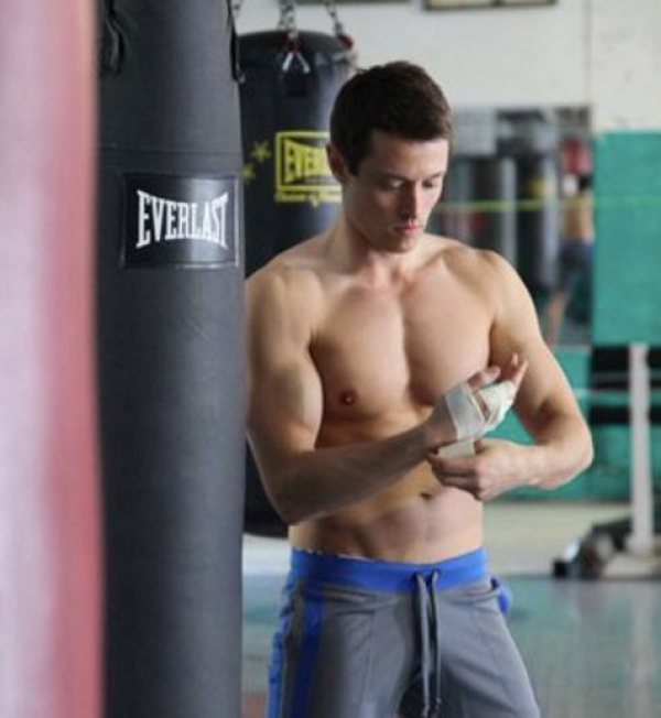 Stay Fit on a Cruise with Davey Wavey Photo Gallery Image