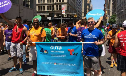 History is Made: Gay Group Marches in NY St. Patty's Day Parade