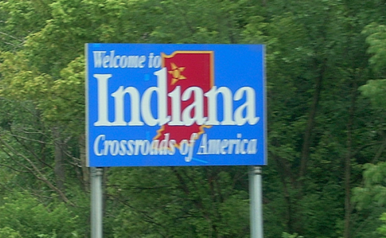 There's Trouble for LGBT People in Indiana Image