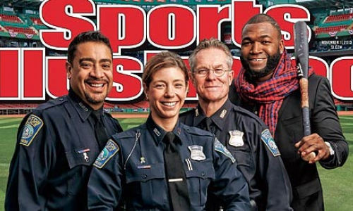 "#BostonStrong – Remembering gay Boston Marathon first responder's ""Sports Illustrated"" Cover"