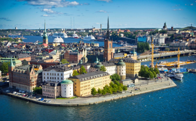 Stockholm Named Top LGBT Destination of the Year Image