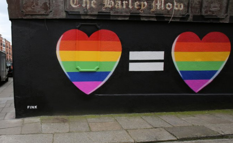 Ireland Says Yes to Marriage Equality Image