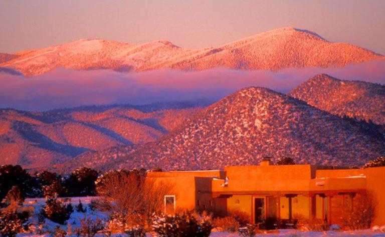 There's Something Surprising About Santa Fe… Image
