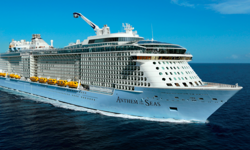 "Royal Caribbean is ""Coming Out"" for Equality"