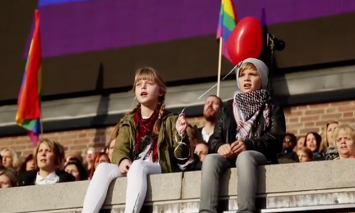 (VIDEO) A Sweden Campaign Shows Support For LGBT Russians, Heartfelt Video