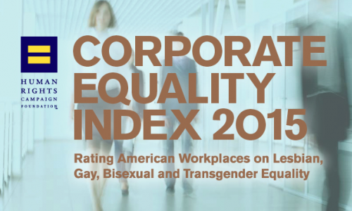 HRC CORPORATE EQUALITY INDEX 2015