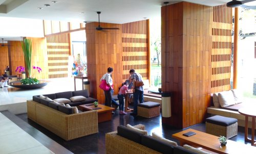 Gay Travel Guru reviews The Chedi Hotel - Chiang Mai