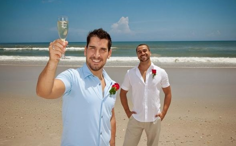 Would You Honeymoon in a Country With Antigay Laws? Image