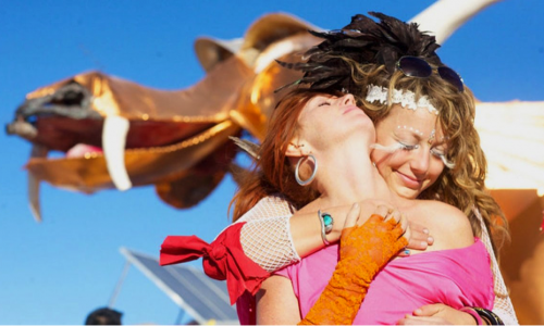 Everything You Need To Know To Live The Gay Fantasy At Burning Man