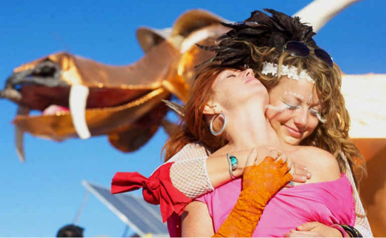 Everything You Need To Know To Live The Gay Fantasy At Burning Man Image