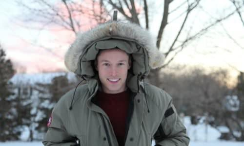 Davey Wavey: Escape to Northern New England