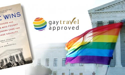 """Love Wins"" Becomes GayTravel.com's First Gay Travel Approved Book"