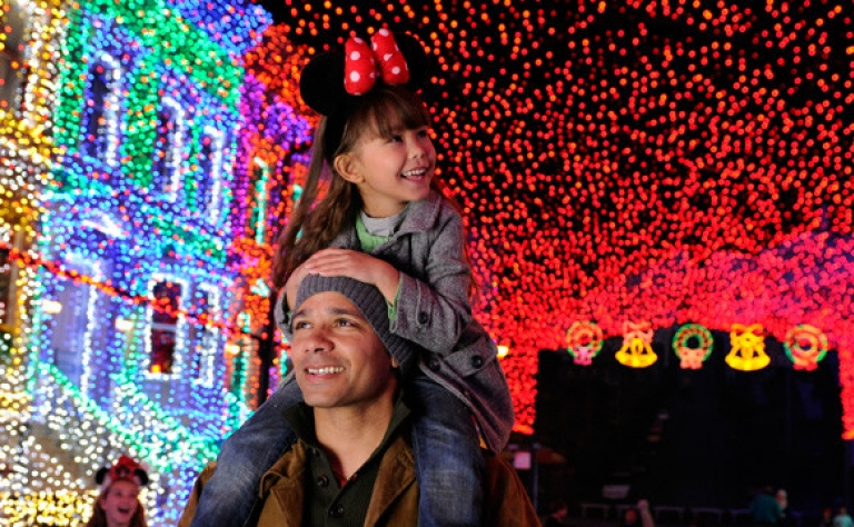 Best Christmas Light Displays To See In America Image