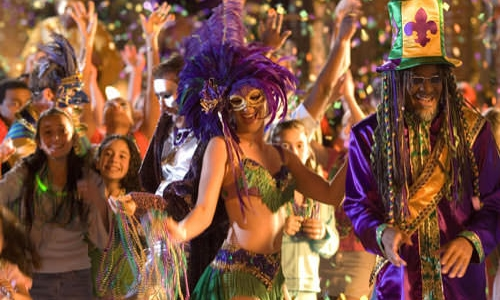 Top 10 Gay and Away: Mardi Gras