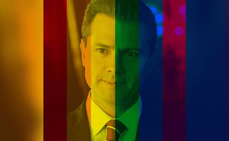 Mexican President Proposes Gay Marriage Image