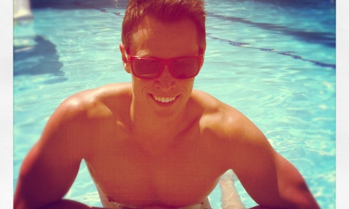 Davey Wavey's Tips to Stay Cool in Palm Springs