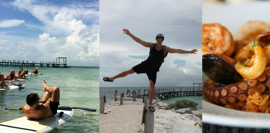 Davey Wavey's Cancún Adventure With gaytravel.com Image