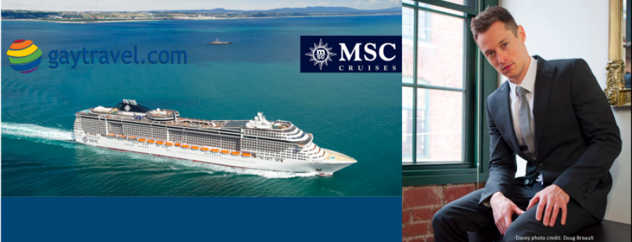 Join Our Twitter Chat 12/18 with Davey Wavey and MSC Cruises Image