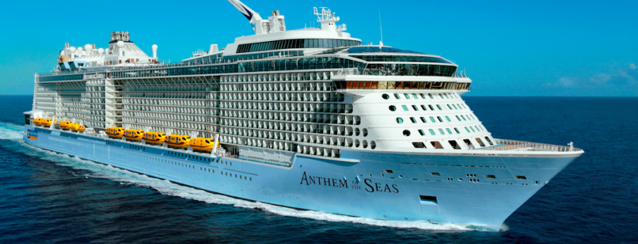 Royal Caribbean is