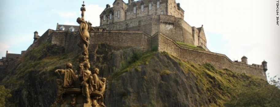 Scotland's Most Spectacular Castles Main Image