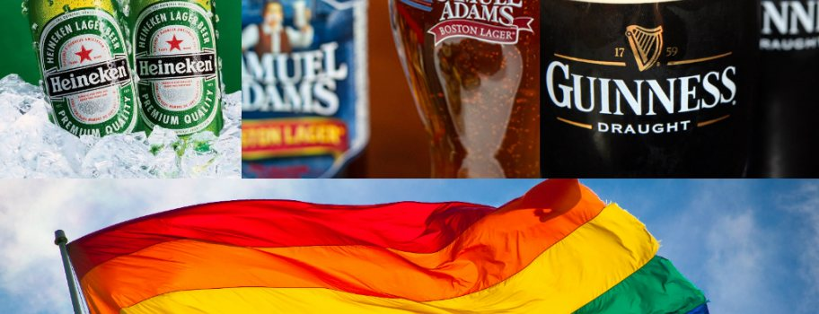 Guinness Beer Shows Support For LGBT Community Main Image