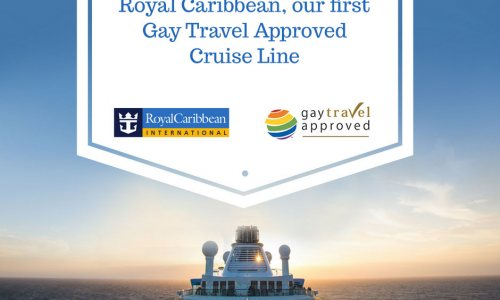 "Royal Caribbean International Awarded ""Gay Travel Approved"""