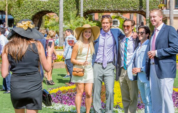 The Party of the Summer: Opening Day at Del Mar, July 18, 2018 Photo Gallery Image