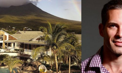 Gay Travel Luxury Guru Visits Four Seasons Resort Nevis
