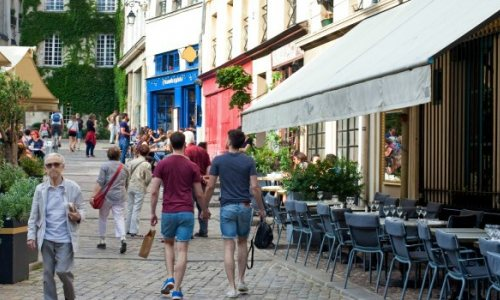 Meeting the French: LGBT Guided Tour of the Marais