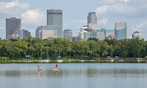 Minneapolis and St. Paul: The Bold LGBT North