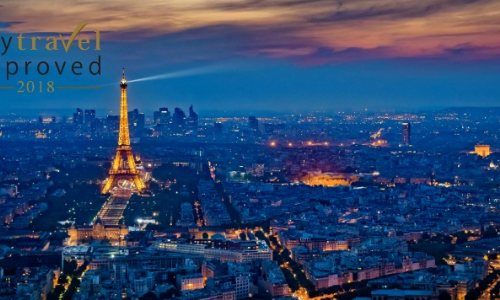 "Paris Becomes First ""GayTravel Approved"" City in Europe"