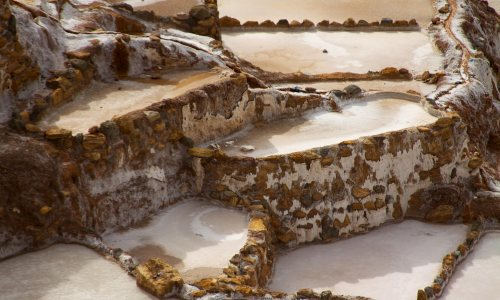 Salt Terraces of Maras, Peru