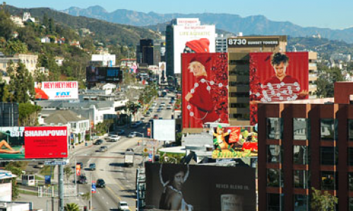 "West Hollywood: The perfect SoCal ""staycation"""