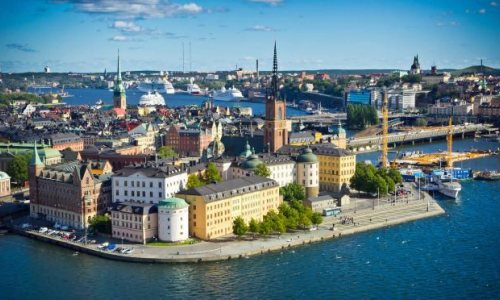 Stockholm Named Top LGBT Destination of the Year