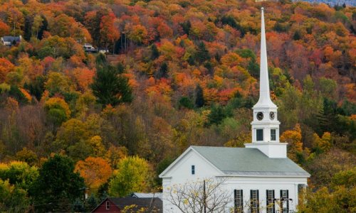 Gay Travel Curated Tips from Locals Michael and Emily Marrano of Field Guide in Stowe, Vermont