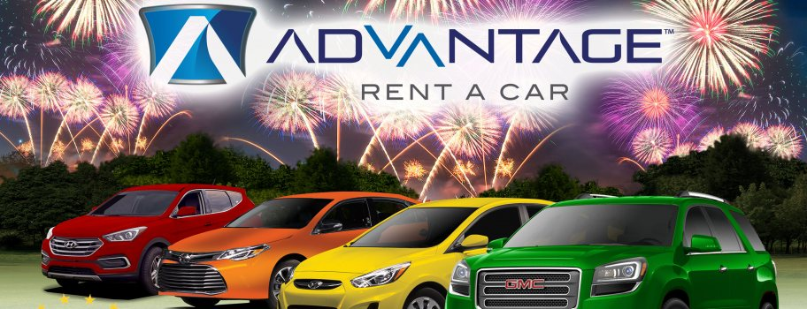 Let's Get OUT There!℠ with Advantage Rent A Car Main Image