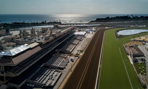 The Party of the Summer: Opening Day at Del Mar, July 18, 2018