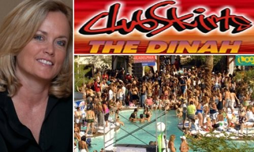 Exclusive Interview with Mariah Hanson, founder of Club Skirts and Dinah Shore Weekend