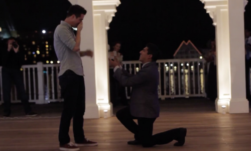 Elaborate Proposal Video Will Give You The Feels