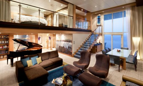 A Taste of Luxury on the High Seas